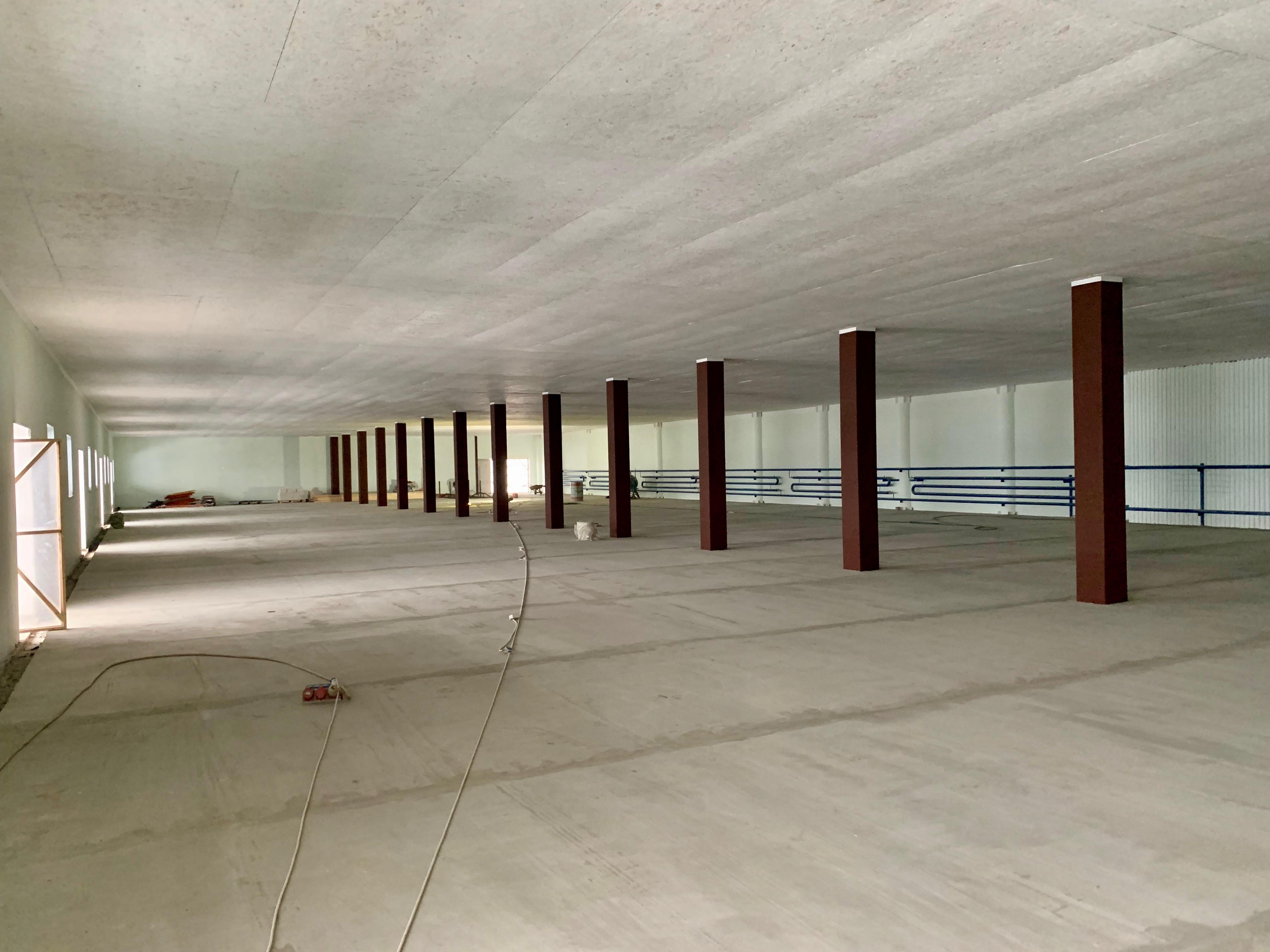 Помещение 1260 м²